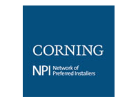 Corning - Network of Preferred Installers - logo
